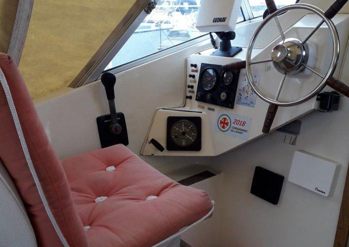 Мотосейлер Parant 25 в хорошем состоянии за 7850 евро