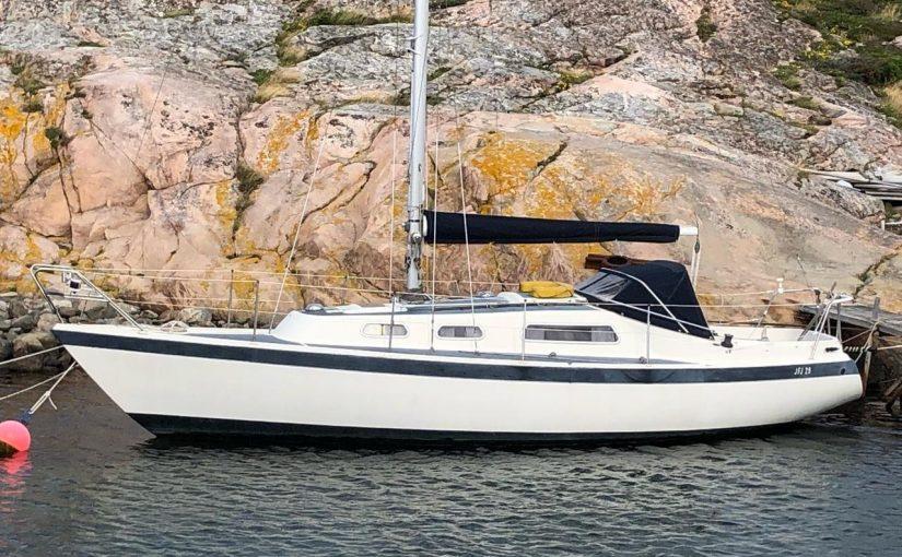 Ohlson 29 со стационарным двигателем всего за 3 800 евро!