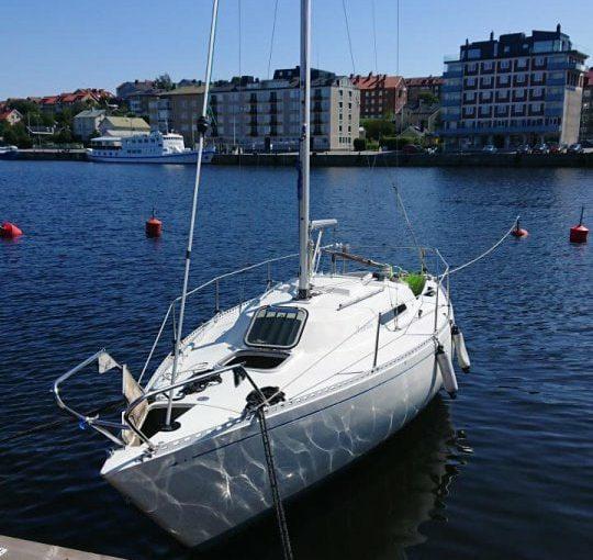 Avance 24 с подвесным двигателем всего за 2500 евро!